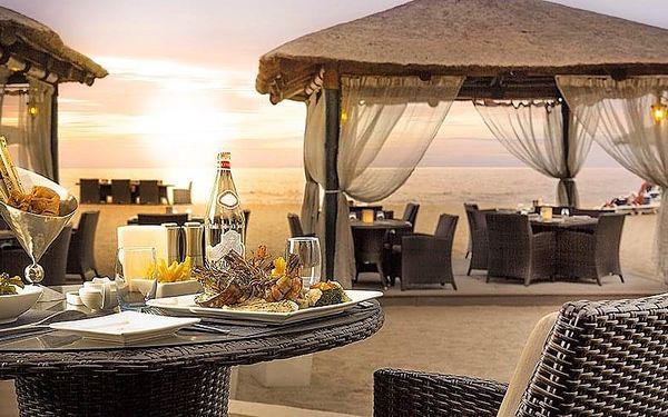 Hotel Fujairah Rotana Resort & Spa, Dubaj, letecky, snídaně v ceně5