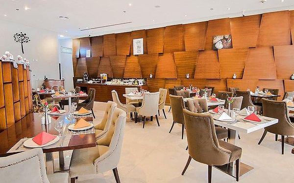 Hotel Signature Hotel Al Barsha, Dubaj, letecky, snídaně v ceně2