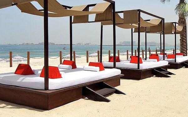 Hotel Sheraton Jumeirah Beach Resort, Dubaj, letecky, snídaně v ceně4