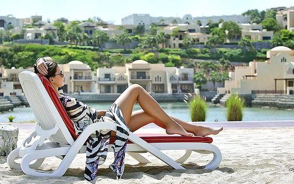 Hotel The Cove Rotana Resort, Dubaj, letecky, snídaně v ceně5