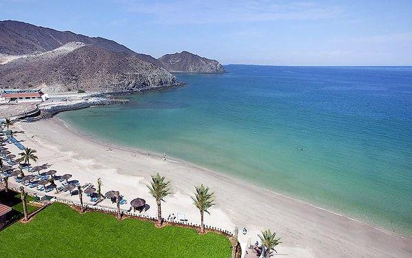 Hotel Oceanic Khorfakkan Resort & Spa, Dubaj, letecky, snídaně v ceně5