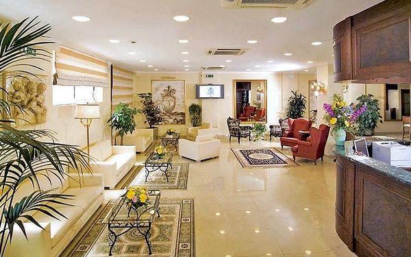 Hotel San Vincenzo, Sicílie, letecky, snídaně v ceně3