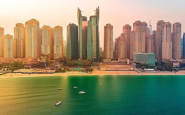 Hotel Rixos Premium Dubai, Dubaj, letecky, polopenze2