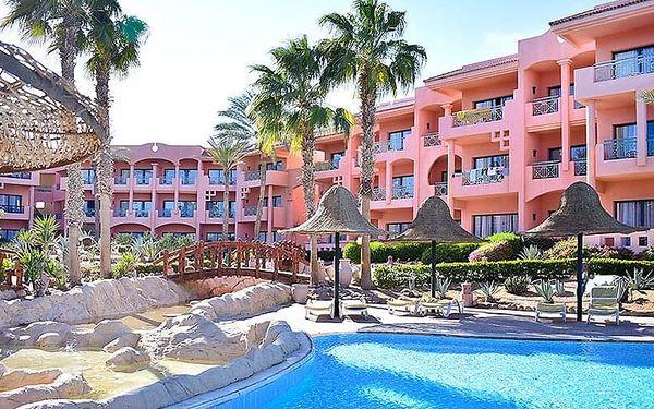 Hotel Parrotel Aqua Park Resort, Sharm El Sheikh, letecky, all inclusive3