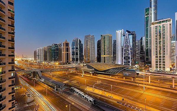 Hotel Millennium Place Marina, Dubaj, letecky, snídaně v ceně3