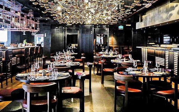 Hotel Millennium Place Marina, Dubaj, letecky, snídaně v ceně4