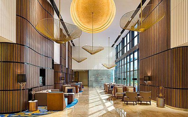 Hotel Millennium Place Marina, Dubaj, letecky, snídaně v ceně5