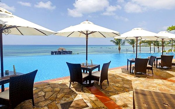 Hotel Sea Cliff Resort & Spa, Zanzibar, letecky, polopenze5