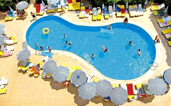 Hotel Artemis Princess, Turecká riviéra, letecky, all inclusive5