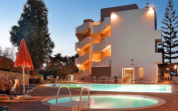 Hotel Hermes, Kréta - Chania, letecky, polopenze2