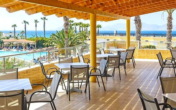 Hotel Eurovillage Achilleas, Kos, letecky, all inclusive5