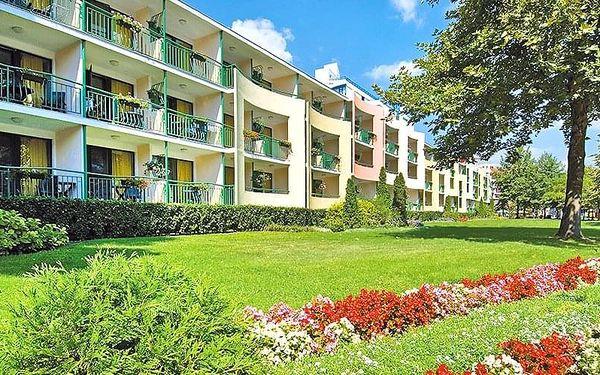 Hotel Trakia Plaza, Burgas, letecky, all inclusive4