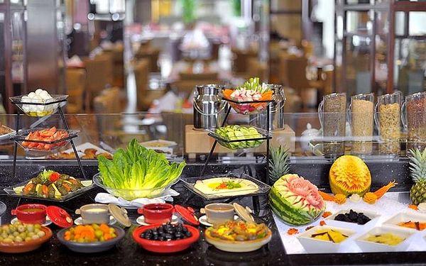 Hotel Ramada By Wyndham Jumeirah, Dubaj, letecky, snídaně v ceně5