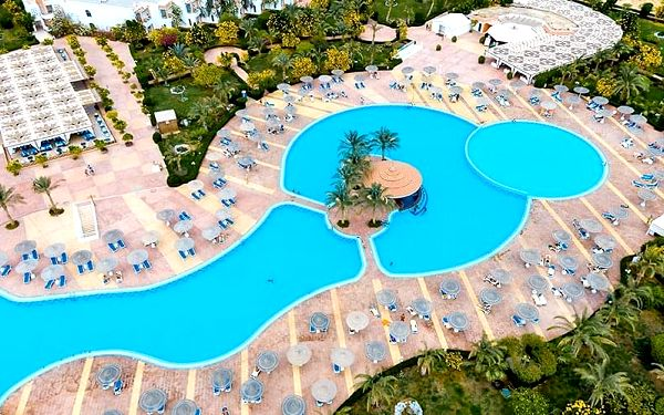 Hotel Fantazia Resort, Marsa Alam, letecky, all inclusive5