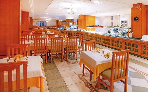 Hotel Aljazira Beach & Spa, Djerba, letecky, all inclusive5