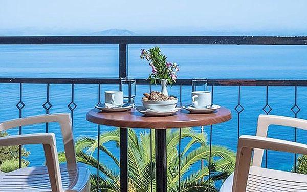 Hotel Belvedere, Korfu, letecky, all inclusive2