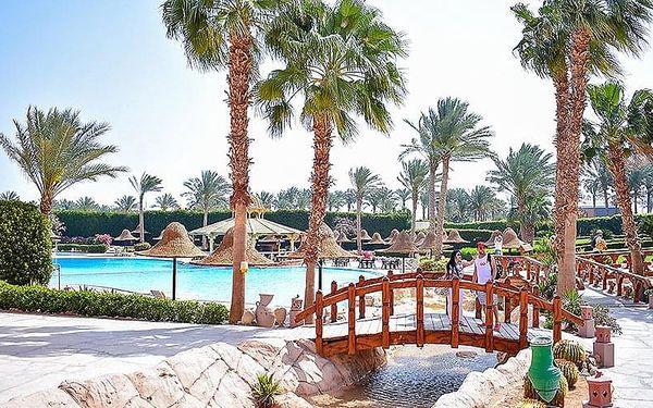 Hotel Parrotel Aqua Park Resort, Sharm El Sheikh, letecky, all inclusive4