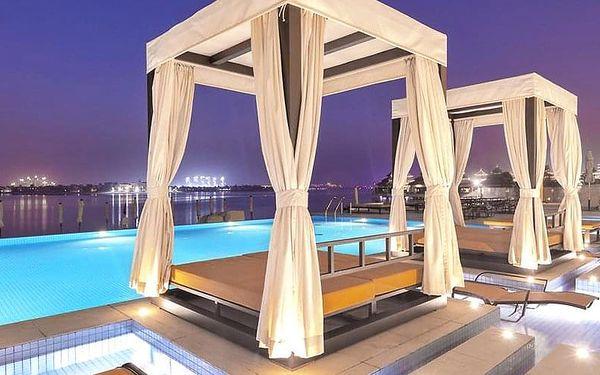 Hotel Royal Central The Palm, Dubaj, letecky, snídaně v ceně3