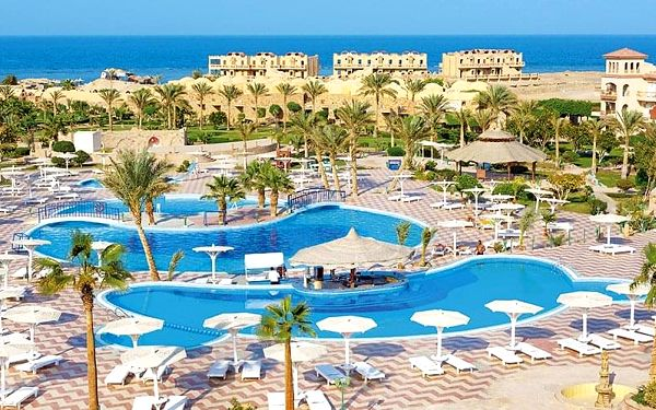 Egypt - Marsa Alam letecky na 8-14 dnů, all inclusive