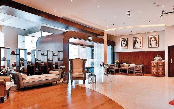 Hotel Signature Hotel Al Barsha, Dubaj, letecky, snídaně v ceně3
