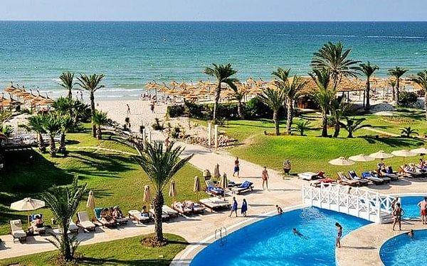 HOTEL ROYAL THALASSA MONASTIR, Monastir, Tunisko, Monastir, letecky, all inclusive5