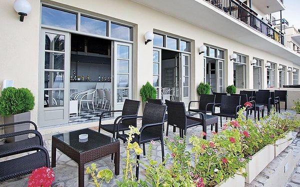 Hotel Belvedere, Korfu, letecky, all inclusive5
