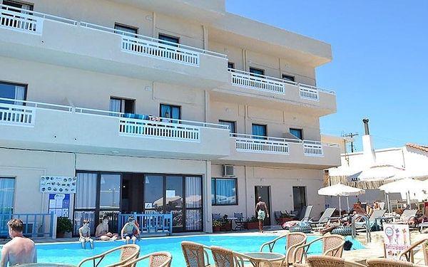 Hotel Sunset Beach, Kréta, letecky, polopenze3