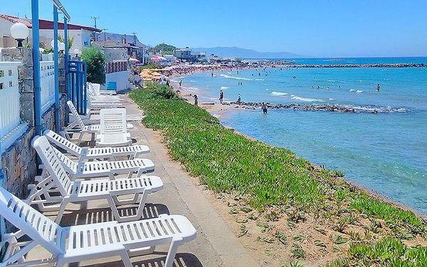 Hotel Sunset Beach, Kréta, letecky, polopenze5