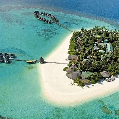 Maledivy letecky na 7-17 dnů, polopenze