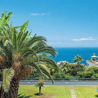 Portugalsko - Madeira letecky na 7-9 dnů, polopenze