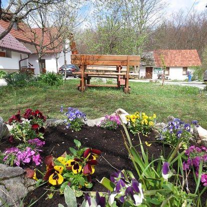 Chorvatsko - Plitvická jezera: House Katja