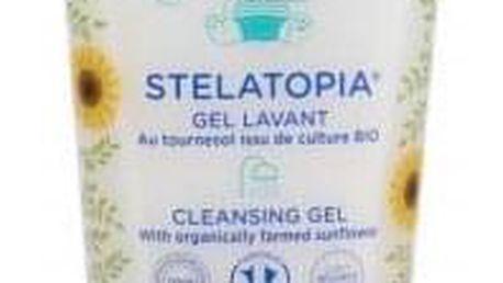 Mustela Bébé Stelatopia® Cleansing Gel 200 ml mycí gel pro miminka s atopickou pokožkou pro děti