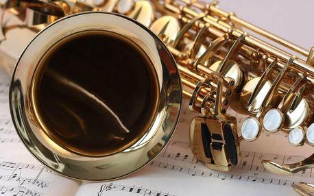 Opěvovaný online kurz hry na saxofon