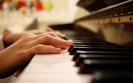 Profesionální online kurz hry na klavír