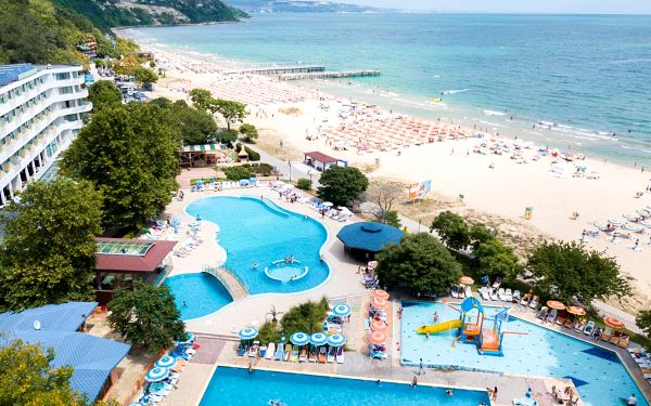 Hotel Arabella Beach, Albena, vlastní doprava, all inclusive3