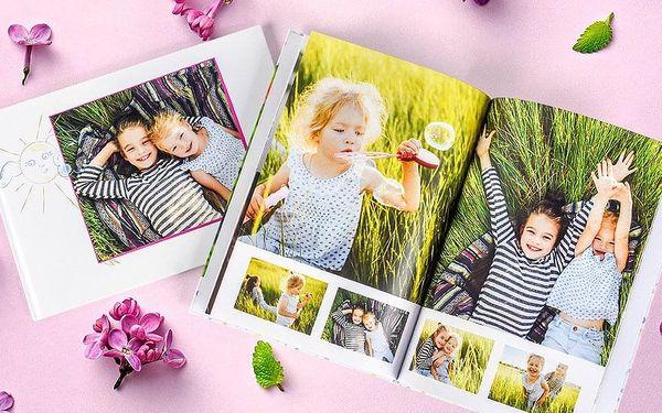 Fotokniha A4 s pevnou vazbou - 32 stran3