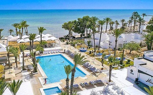 Hotel Smy Hari Club, Djerba, letecky, strava dle programu3