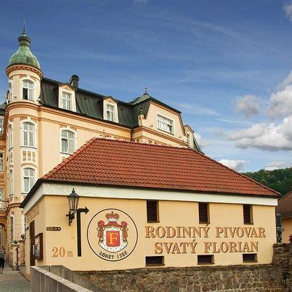 Krušné hory: Hotel Císař Ferdinand