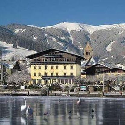 Rakousko - Kaprun - Zell am See na 4-35 dnů, snídaně v ceně