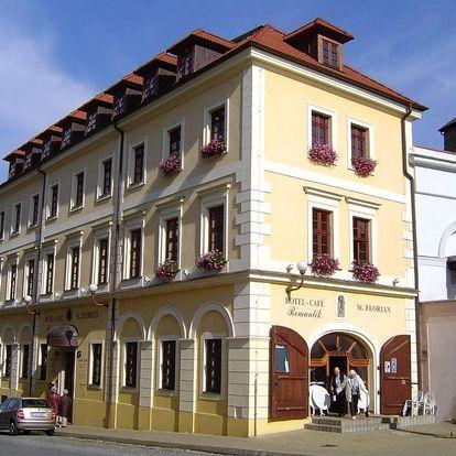 Krušné hory: Hotel St Florian