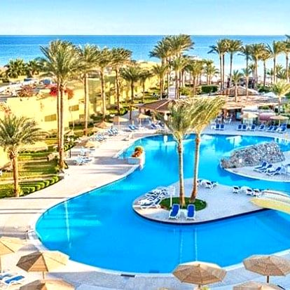 Egypt - Hurghada letecky na 7-22 dnů, all inclusive