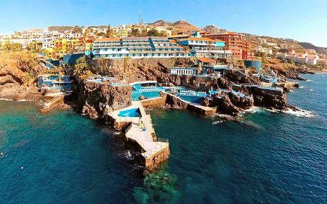 Portugalsko - Madeira letecky na 6 dnů, polopenze