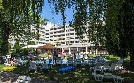 Maďarsko - Balaton na 4-5 dnů, polopenze