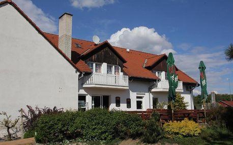 Jižní Morava: Penzion Šalamoun