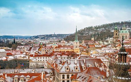Apartmány na pražské Královské cestě až pro 5 osob