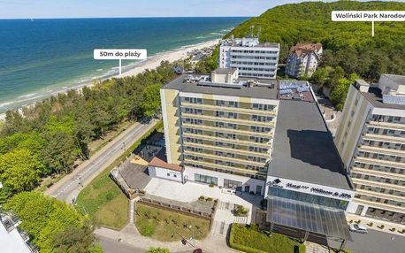 Polsko, Baltské moře: Vestina Wellness & SPA Hotel
