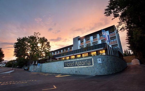 Hotel Astoria Bled, Bled, vlastní doprava, snídaně v ceně4