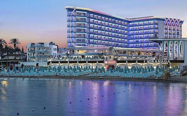 Hotel Granada Luxury Beach, Turecká riviéra, letecky, ultra all inclusive2