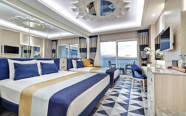 Hotel Granada Luxury Beach, Turecká riviéra, letecky, ultra all inclusive3