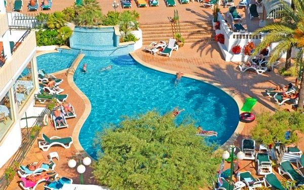 Hotel Morito Suite, Mallorca, Španělsko, Mallorca, letecky, polopenze3
